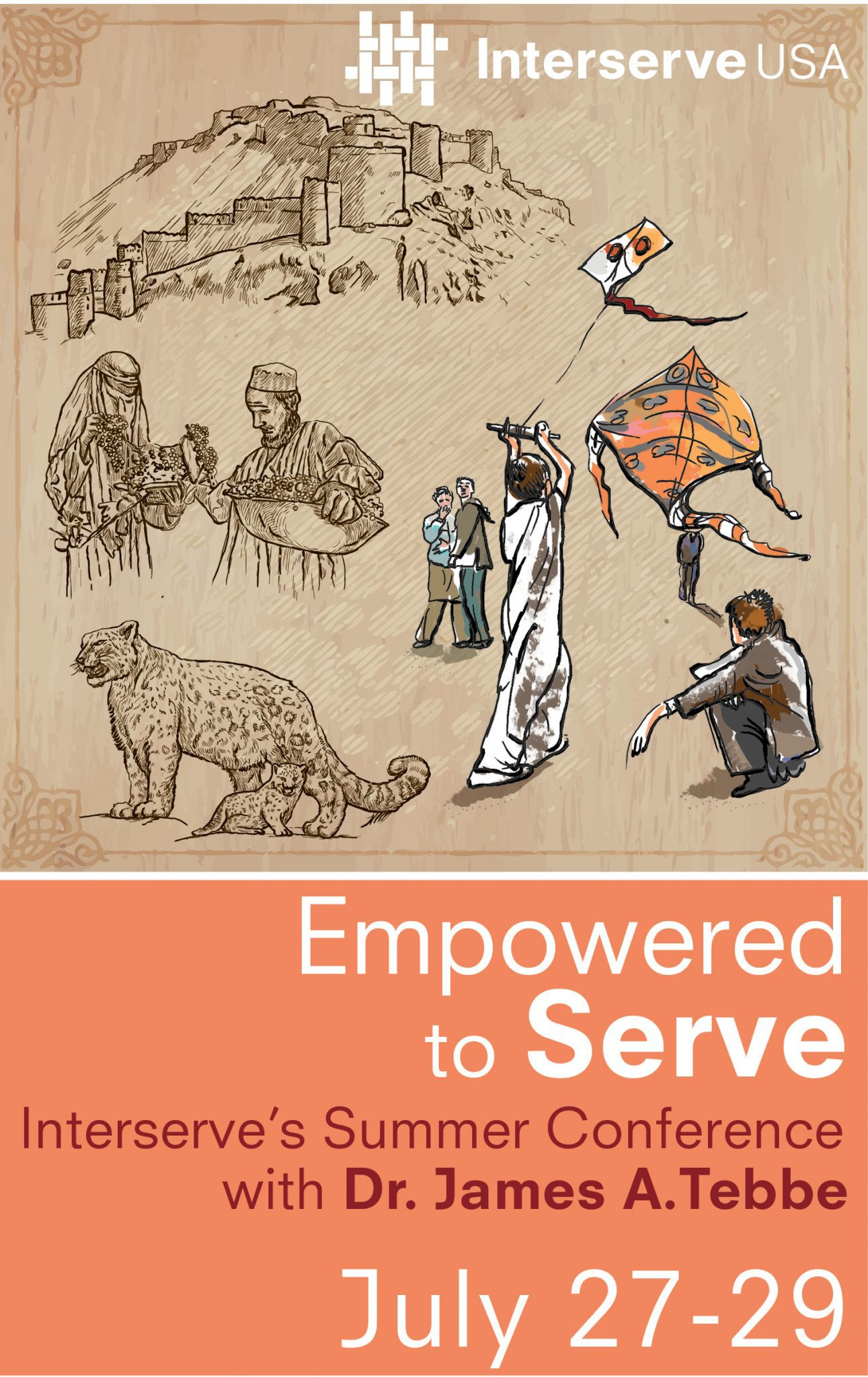 Empowered to serve